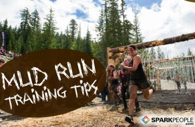 You Asked: How Should I Train for a Mud/Obstacle Race? Get the answer! | via @SparkPeople #run #fitness