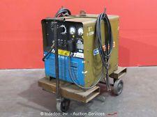 Hobart Mega-Arc 400 R-400-S Welder Portable Welding Power Supply on Cart bidadoo