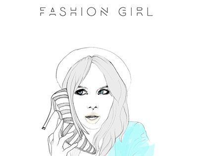 "Check out new work on my @Behance portfolio: ""Fashion Illustration"" http://on.be.net/1Ixtics"