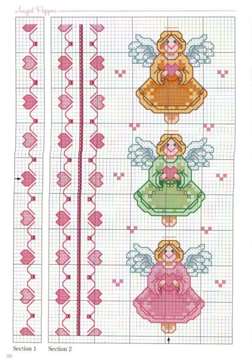 Gallery.ru / Photo # 23 - Donna Kolers Cross Stitch Gifts - lia2035