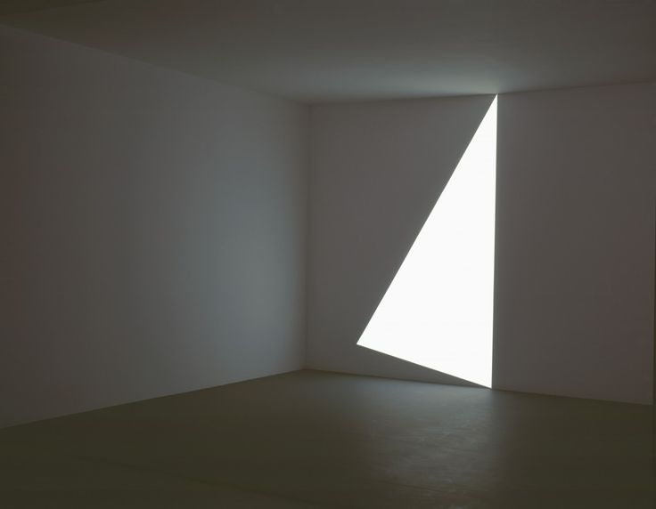 Pullen (White) (1967, Projection Pieces) / by James Turrell