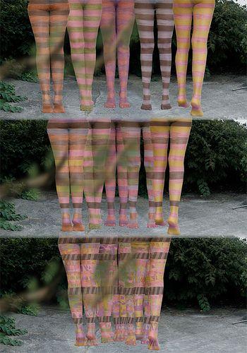Panty benen by Sharon Anouk, via Flickr