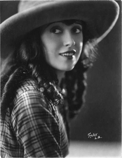 Mabel Normand (1892-1930) * AFI Top Actress nominee. Notable films ~ The Extra Girl (1923); Mickey (1918); Fatty and Mabel Adrift (1916); Tillie's Punctured Romance (1914); A Film Johnnie (1914)