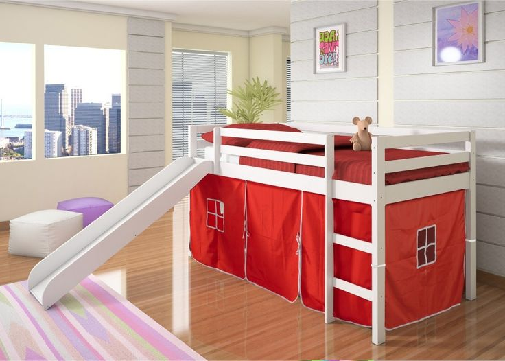 Childrens Beds With Slides 25+ best kids bed with slide ideas on pinterest
