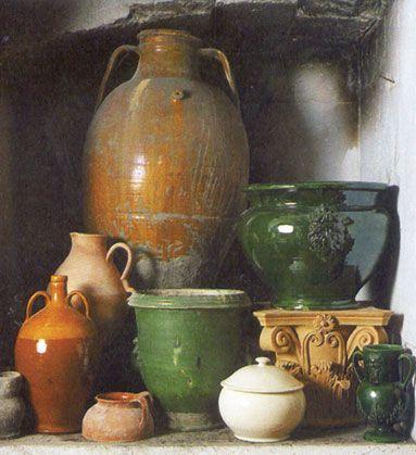 GROTTAGLIE*PUGLIA* ITALIA* Ceramiche N.Fasano