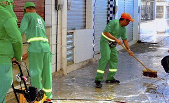 Sem licitação: Prefeitura de Santa Rita gasta R$ 6 mi com empresas de lixo