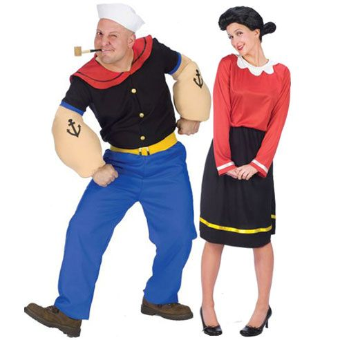 15 halloween costume ideas for couples - Ideas For Couples For Halloween