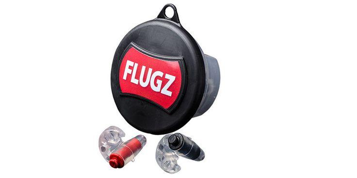 Best New Tool: Flugz Ear Plugs