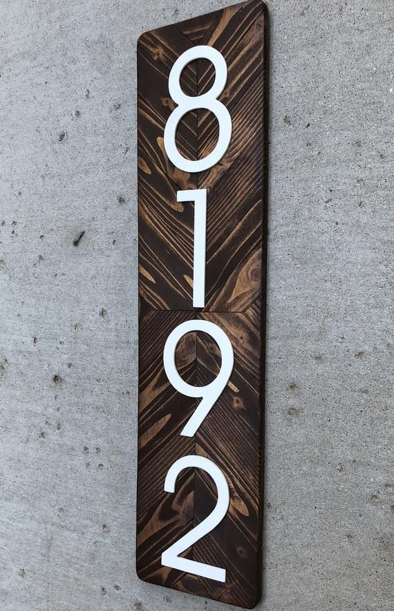 This Item Is Unavailable House Numbers House Numbers Diy Address Plaque