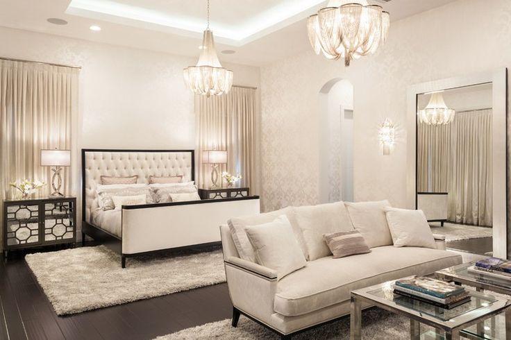Master Suite - Modern Glamour by Marilee Bentz Designs