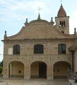 The Annunziata abbey - Three kilometers far from La Morra, on the road to Alba, there's the beautiful Annunziata village. There it's possible to see the romanic-baroque benedictine abbey of saint Martin of Mercenasco