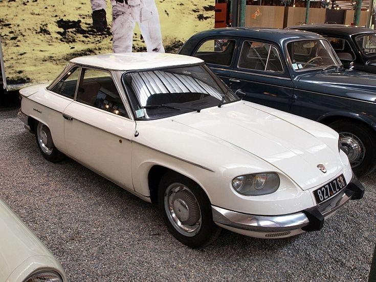 Panhard-Levassor 24CT (1964)