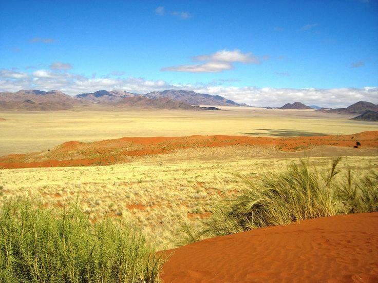Namibia: precious colors
