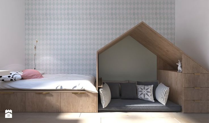 Apartament _ Bydgoszcz _ 130mkw - zdjęcie od Monika Skowrońska Architekt Wnętrz - Pokój dziecka - Styl Nowoczesny - Monika Skowrońska Architekt Wnętrz