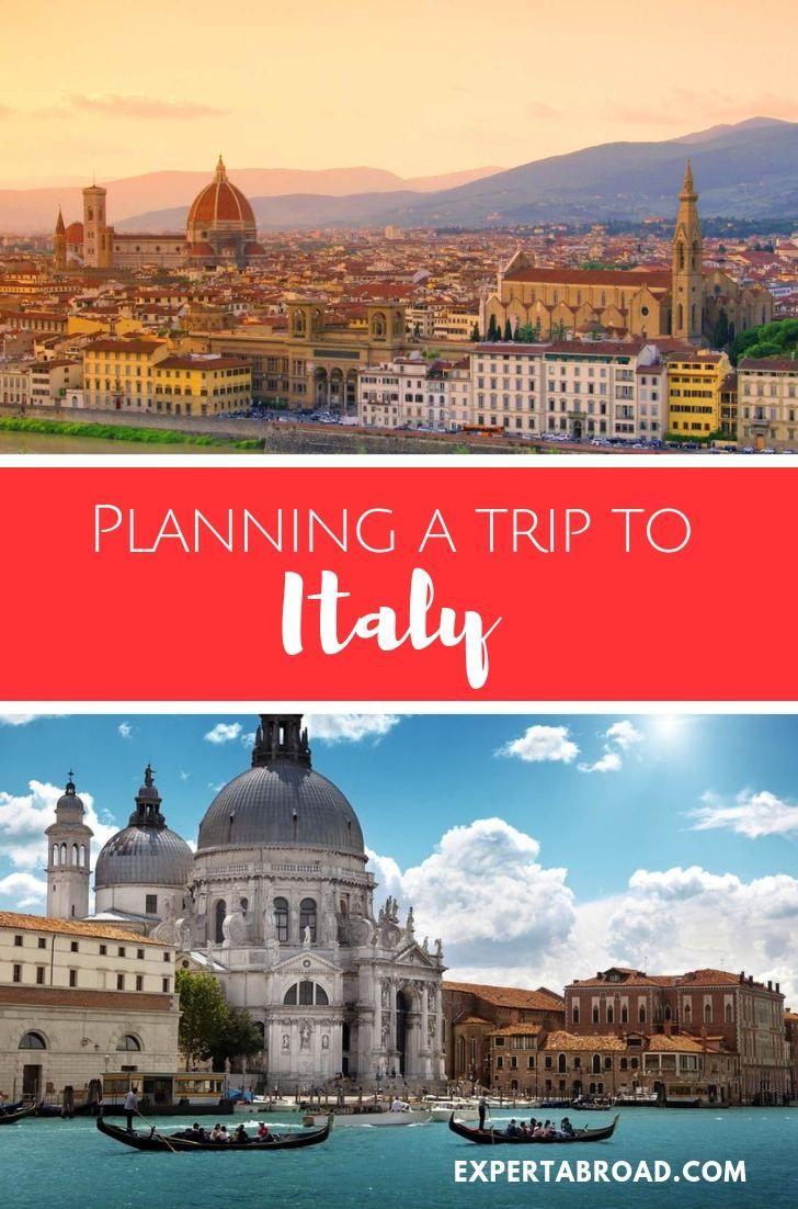 Italian Itinerary Italy Travel One Day Trip Italy
