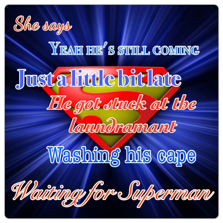 Waiting for Superman by Daughtry❤❤ YES I LOVE THIS SONG!❤❤