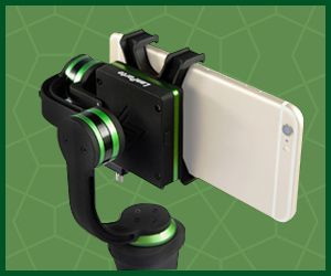 You feel confused finding the best handheld Smartphone Stabilizer with gimbal or 3-axis? We have written Top 10 List to help you right here.