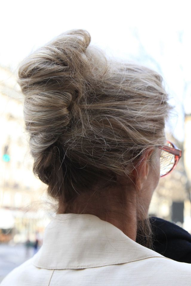 パリのおしゃれマダムのファッションと名言。シニア女性の人生観を捉えたスナップ集 11枚目の写真・画像   ファッショントレンドニュース FASHION HEADLINE