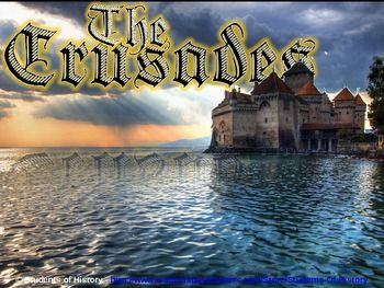 Gorgeous PowerPoint Lesson on The Crusades for your world history classes! Each slide includes amazing images, easy to follow notes for all levels of students and engaging content! Your students will marvel at this lesson plan guaranteed!