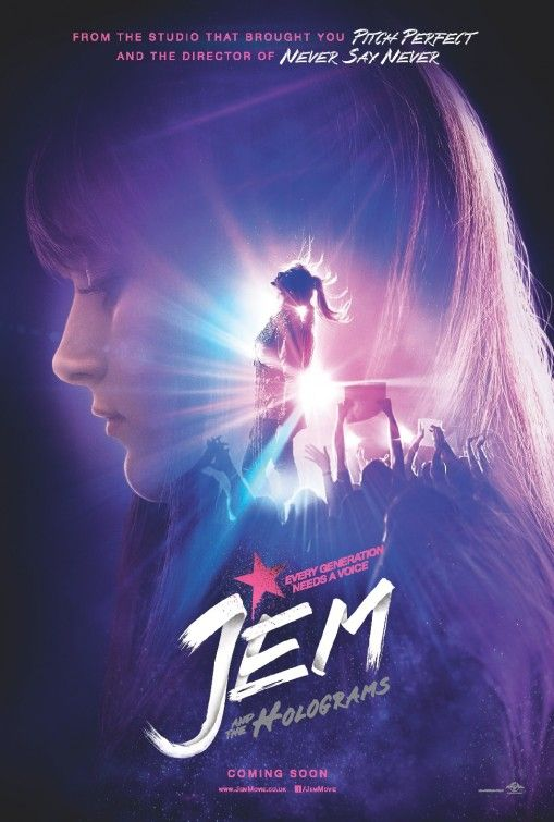 Click to View Extra Large Poster Image for Jem and the Holograms