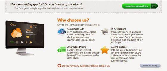 A number one webhosting company - The Orange Hosting: A Fast, Affordable  Web Hosting Company