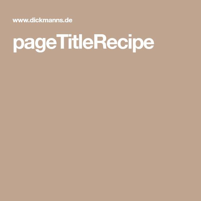 Decke Duden: Die Besten 25+ Dickmann Ideen Auf Pinterest