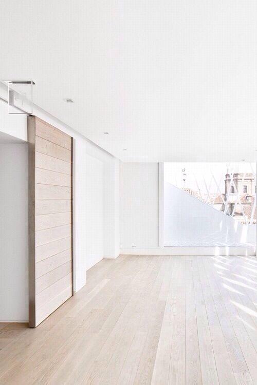Minimal Gallery White Architecture