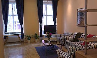 Apartamento bonito e espaçoso no coração de Praga, em uma rua tranquila.Aluguer de férias em New Town da @homeawaypt