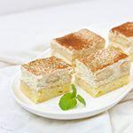 Bei der Geburtstagsfeier von meinem Freund am Wochenende gab es unter anderem Apfelmusschnitten.  Sie schmecken nicht nur lecker, sondern man kann auch gleich viele Gäste damit versorgen. Denn aus einem Blech Apfelmusschnitten bekommt man ca 24 Stück raus   #apfelmus #apfelmusschnitten #baking #recipe #foodlove #dessert #delicious #ichliebefoodblogs #rezeptebuchcom #sweetsandlifestyle