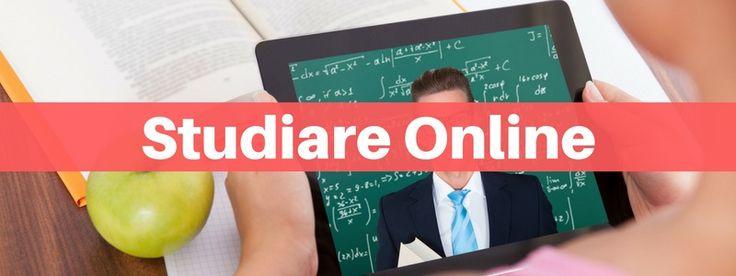 Studiare online: come farlo gratis (o quasi)