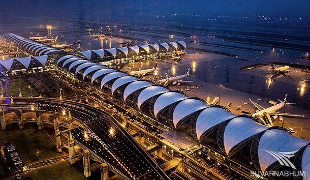 Tayland'dan Havaalanları İçin Büyük Yatırım #thailand #bangkok