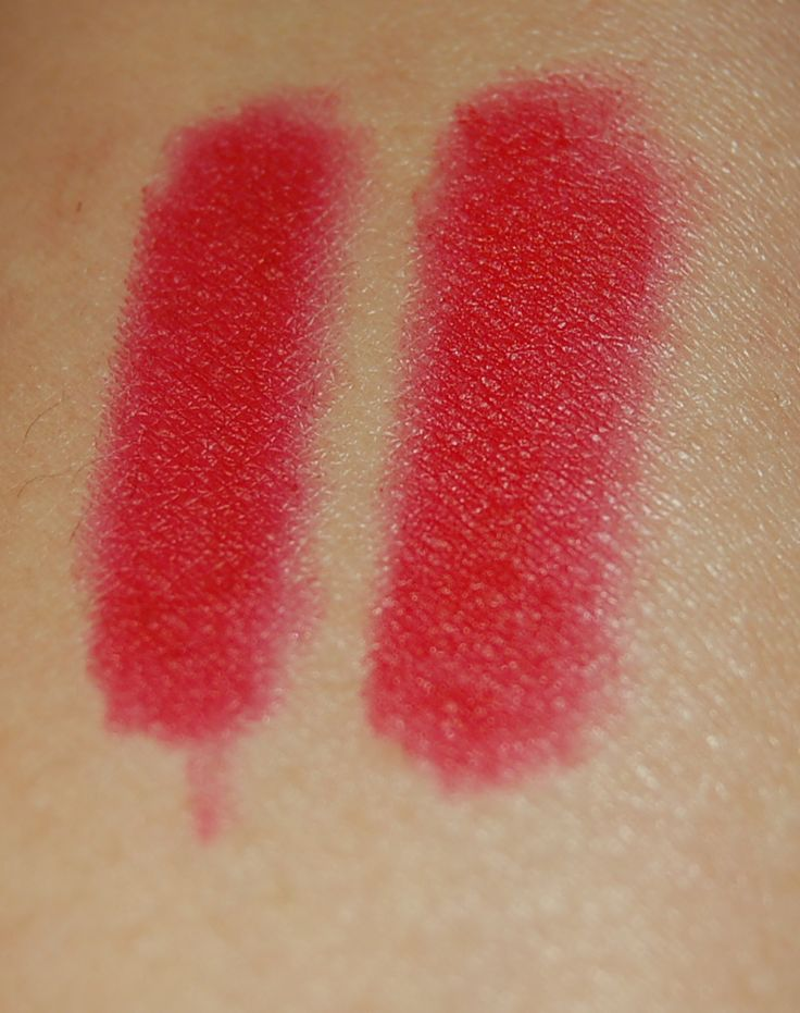 MAC Cherry lipliner vs NYX Hot Red lipliner | Lippies Xoxo ...