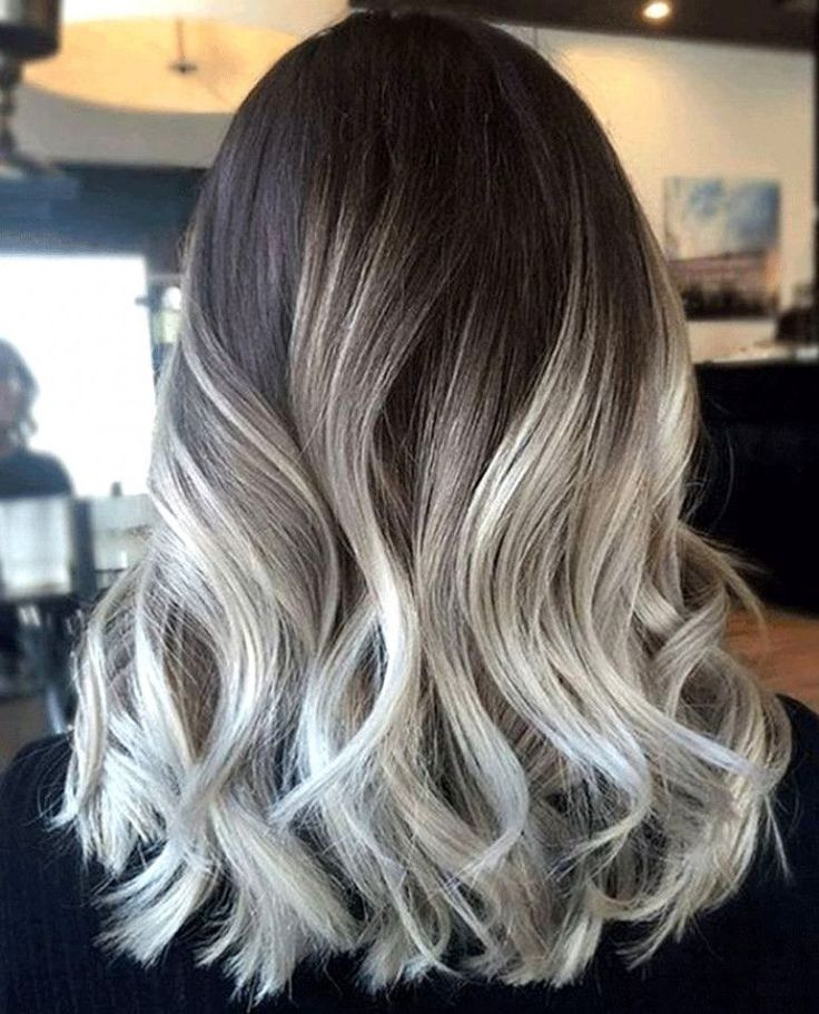 Pin on Ombre Hair / Luzes Raiz Invisível