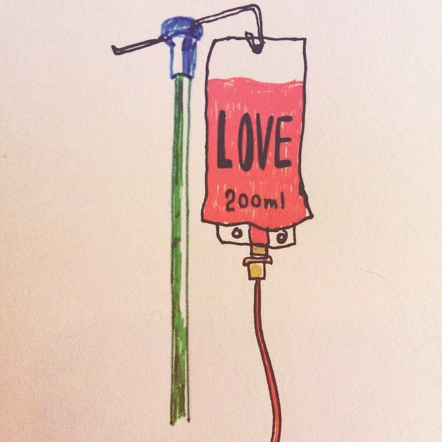 """EVERYONE NEEDS LOVE."" #shogosekine #repost"