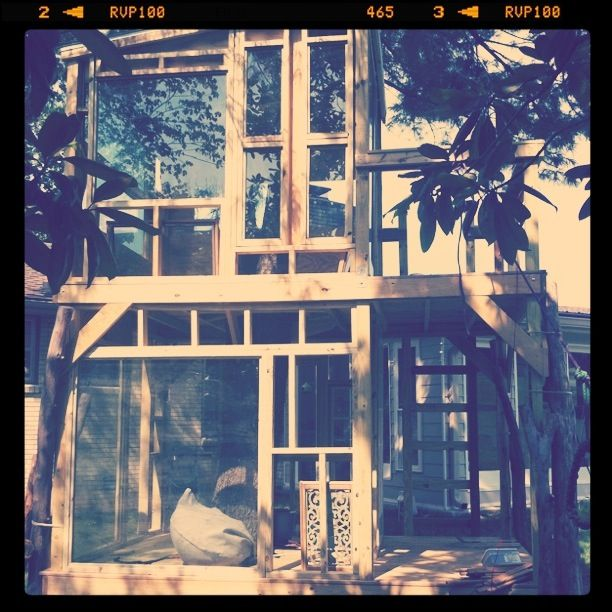 15 best images about diy treehouse on pinterest kid tree for How to make a treehouse step by step
