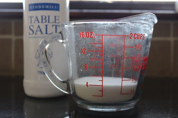 Simple Salt Dough Recipe