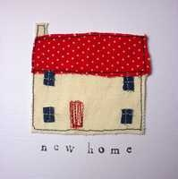 'New Home' card by Kirsty Elson Designs