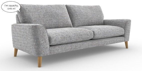 Buy Brooklyn Casual Comfort From The Next Uk Online Shop In 2020 Large Sofa Sofas And Chairs Love Seat