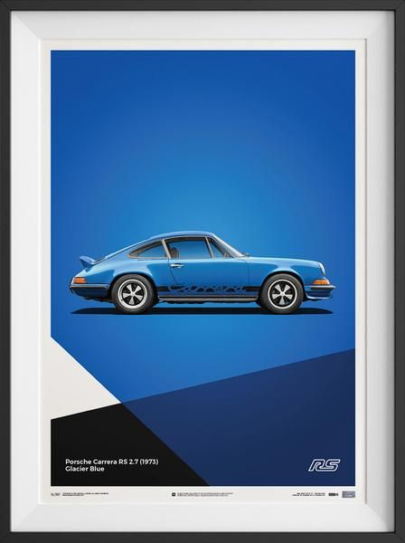 Porsche 911 Carrera RS Collection