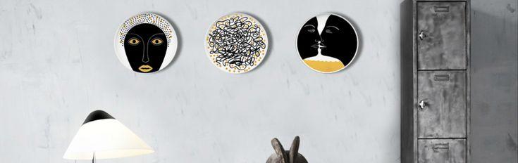 Su http://debou.it/it/designer/80-kiasmo-debou  la linea di piatti prodotti con le pregiate ceramiche artigianali e decorati con la tecnica della decalcomania, e un'anteprima della collezione moda di calzini da uomo, per uno stile da classico dandy. www.kiasmo.it #kiasmo #dish #sock #shoponline #debou #plate #design #interiordesign #home #decor #tableart #piattodartista #plates #assiettes #ceramics #art #artdecor #maisonobject #gold #dandy #style #decorazioni