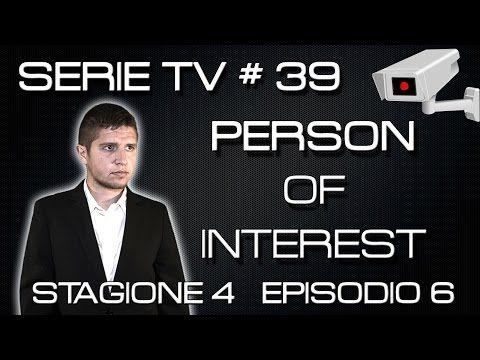 Person of Interest 4x06 - Pretenders - recensione episodio 6 stagione 4 - YouTube