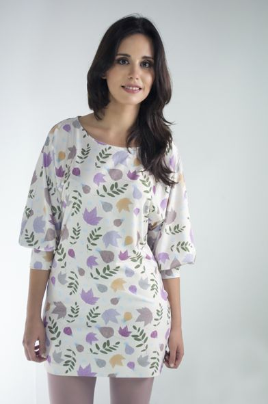 Leaves dress, from Autumn days collection