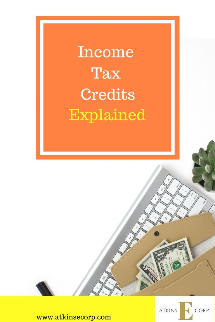 Learn About Tax Credits And How They Benefit You Common Available Wondering What All Can Be Deducted From Self Employment Ta