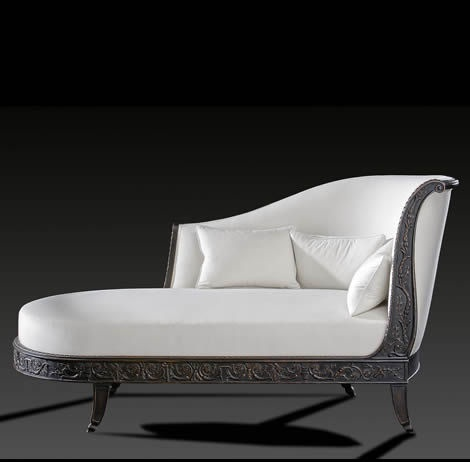 46 best images about chaise lounge classic traditional for Bernard chaise lounge