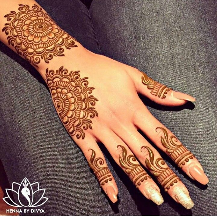 Cute Henna Designs: 17 Best Images About ༺Mehendi Me Pretty༻ On Pinterest