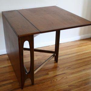 Small Square Folding Kitchen Table