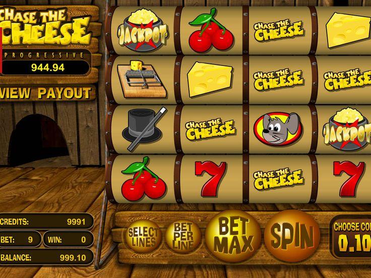 Wir haben sie gerade hinzufügt kostenlos online Spielautomaten Spiel Chase the Cheese - http://freeslots77.com/de/chase-the-cheese/