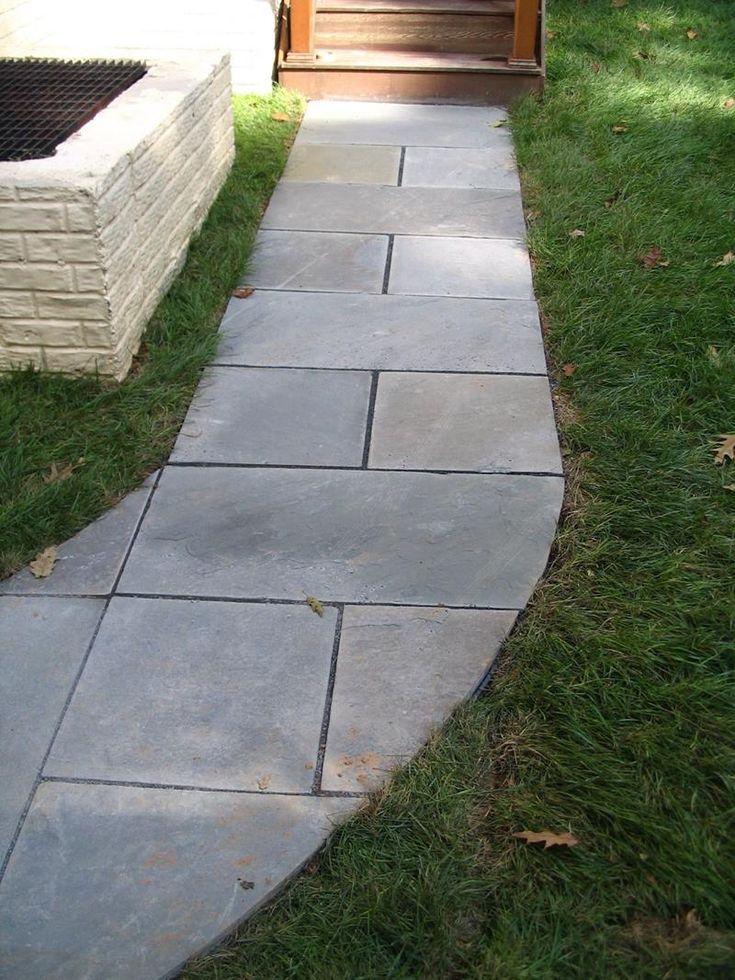 Best 25 walkway designs ideas on pinterest paving stone for Home walkway ideas
