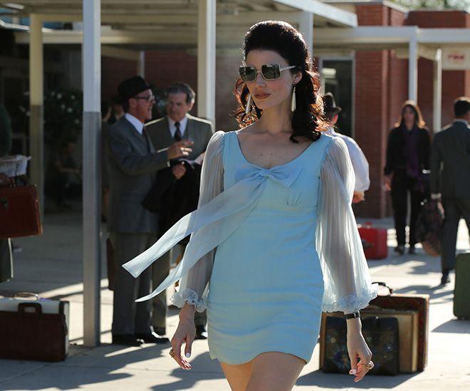 Throwing Shade: The 8 Best Sunglasses on 'Mad Men'- Megan Draper