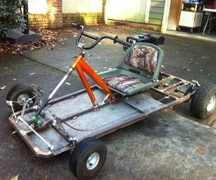 How to Make a Go-Kart